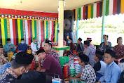 Masyarakat Desa Danau Bungara Zikir Dan  Doa Tolak Bala Di Pinggir Danau