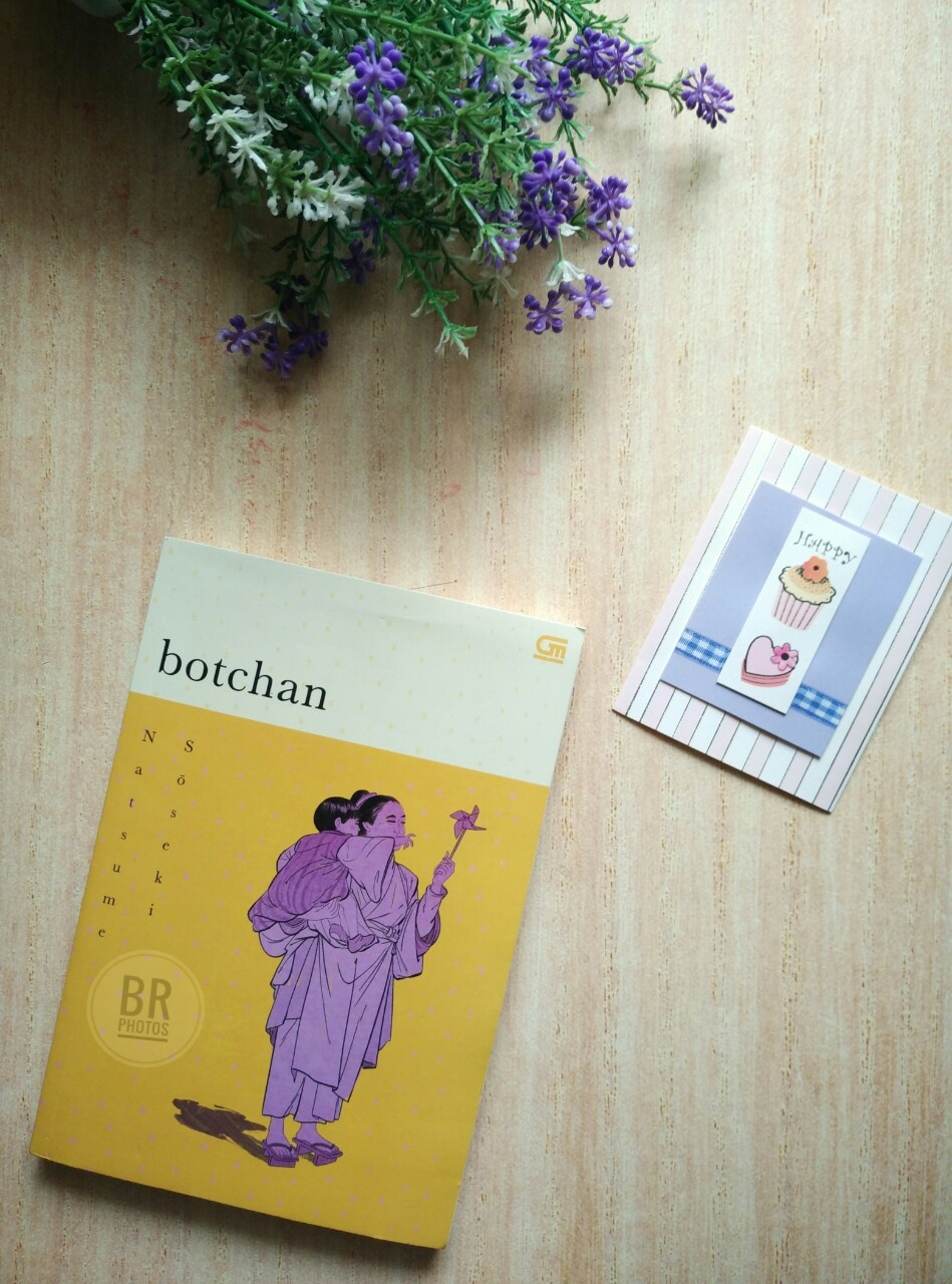 natsume soseki botchan Tuttle, 1974 paperback a little bent this is a 1974 reprint of soseki's comic  novel of a japanese teacher soseki is best known for his novels kokoro and i  am a.