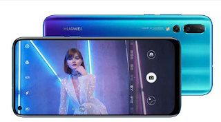 Huawei Nova 4 New Display