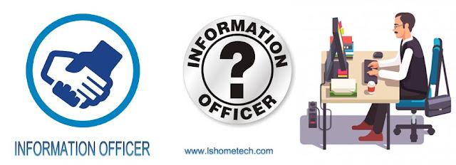 इनफार्मेशन ऑफिसर पद क्या होता है