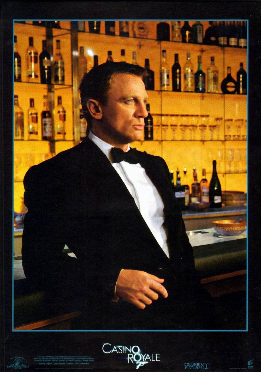 100 Years Of Cinema Lobby Cards Casino Royale 2006