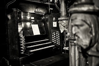 Henry (Father) Willis Organ at the Union Chapel (c) Daniela Sbinsy