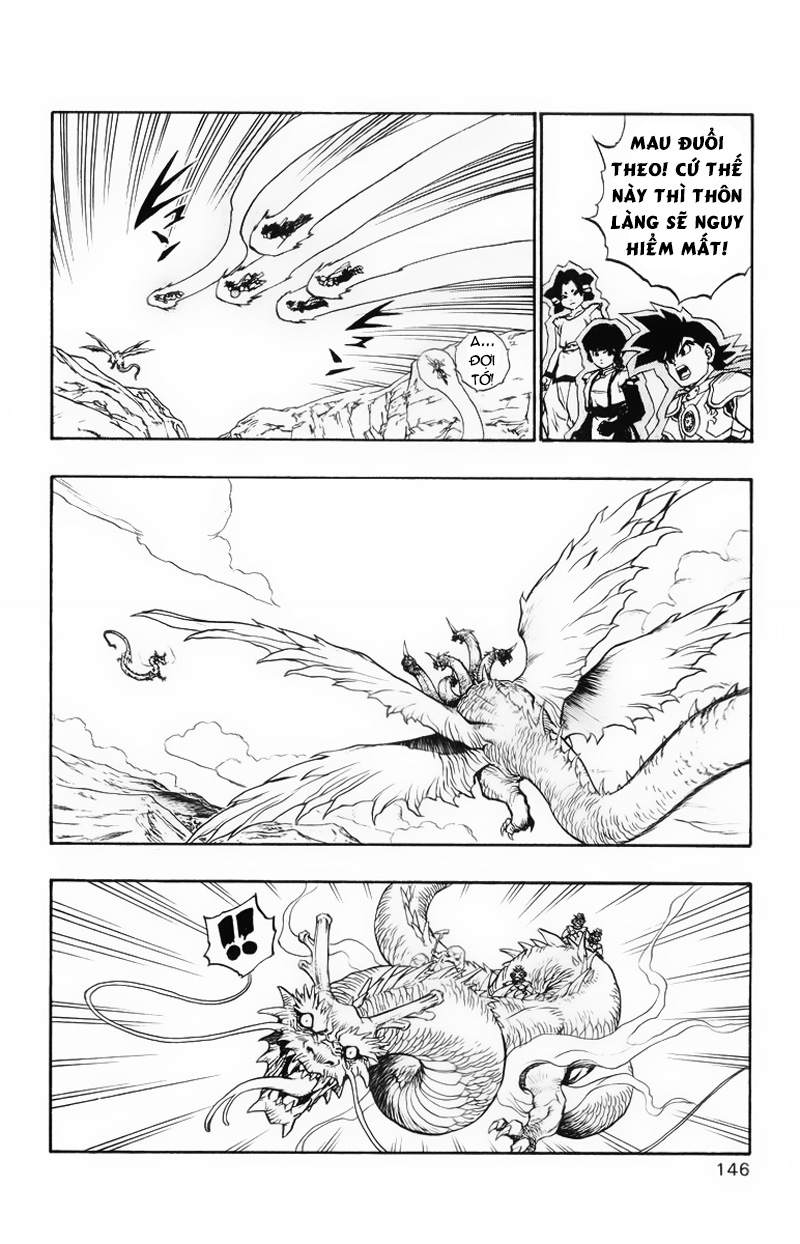 Dragon Quest: Emblem of Roto chapter 44 trang 5