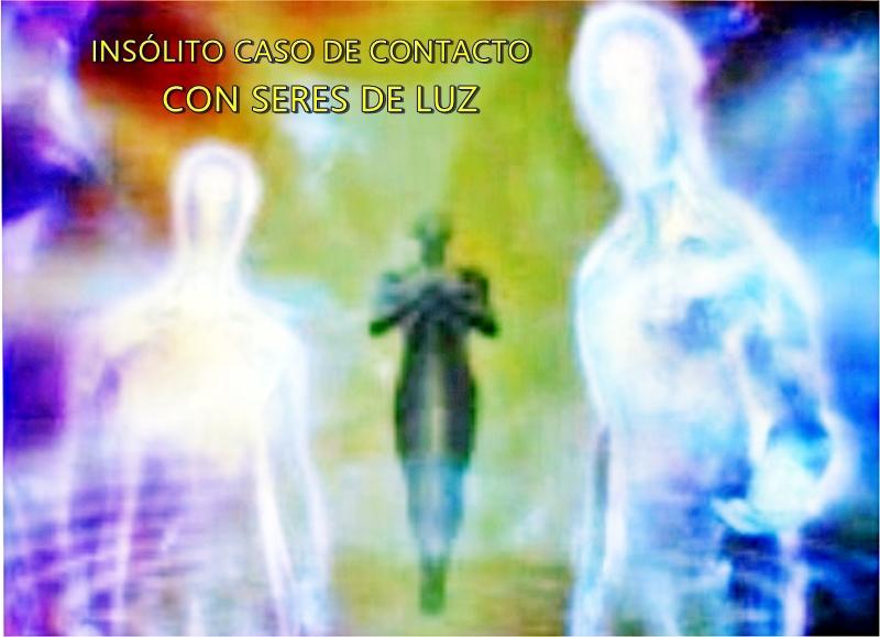Seres de luz sanadores