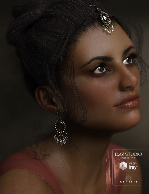 Draupadi for Genesis 3 Female