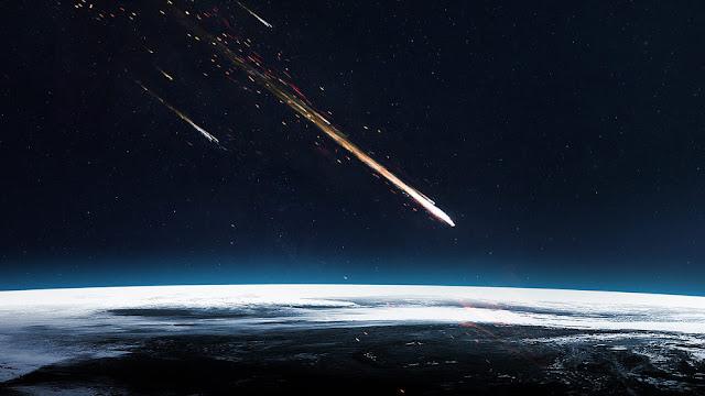 Berburu meteorit: Para petualang yang berharap menjadi kaya