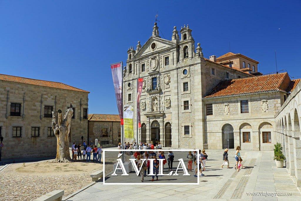 Descubriendo los tesoros que encierra la muralla de Ávila