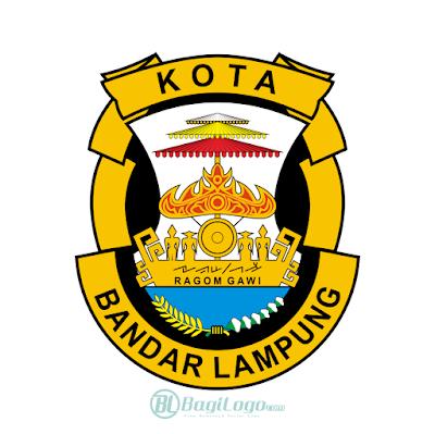 Kota Bandar Lampung Logo Vector