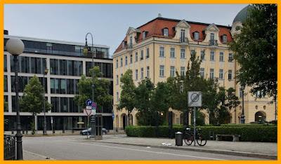 Taxistand Prinzregentenplatz