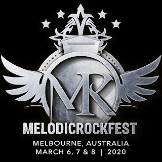 FM at MelodicRock Fest Australia - March 2020