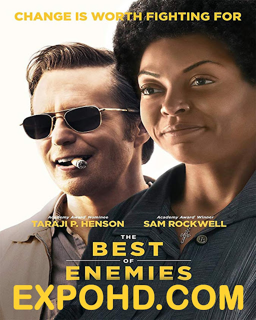 The Best Of Enemies 2019 Full Movie Download HD 1080p | 720p | Esub 1.3Gbs [Watch Now]