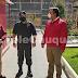 Gobernador Ruiz conoce protocolo de salubridad para enfrentar pandemia de coronavirus en Unidad Penal de Cauquenes