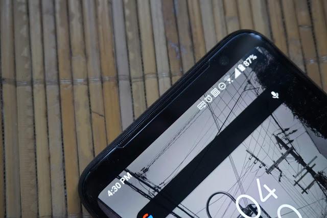speaker stereo rog phone 3