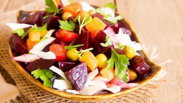 Beetroot healthy Salad recipe
