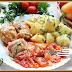 Bakina kuhinja - bećar paprikaš sa piletinom najpopularnije jelo..