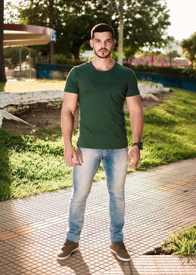 Mister Tapajós CNB 2018 • Erick Vasconcellos, 24 anos • Foto: Divulgação/LV Assessoria