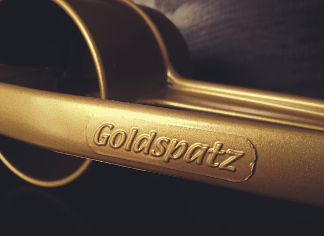 Spätzlepresse Goldspatz
