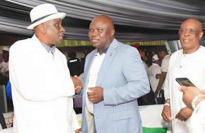 2017: we will not disappoint Lagosians, Ambode assures.