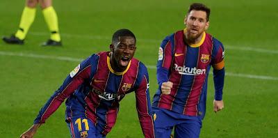 ملخص وهدف فوز برشلونة القاتل على بلد الوليد (1-0) الدوري الاسباني
