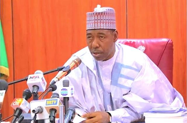 Borno State Government Suspends COVID-19 Lockdown Indefinitely