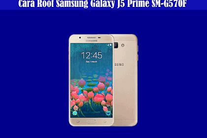 Cara Root Samsung Galaxy J5 Prime SM-G570F dan Install TWRP Galaxy J5 Prime SM-G570F