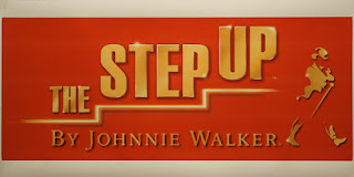 Cover Photo: The Step Up by Johnnie Walker