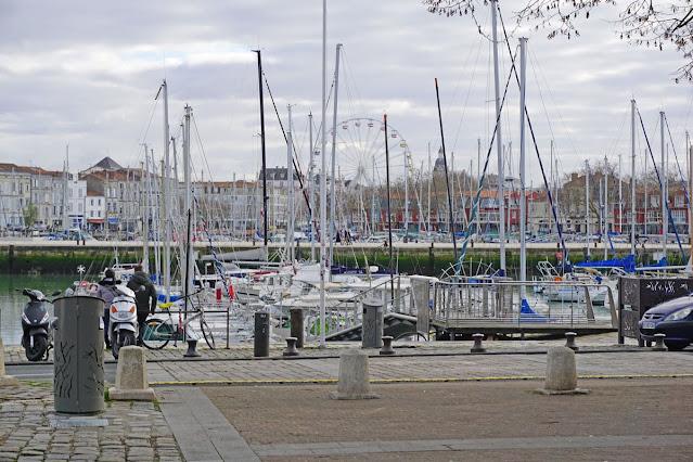 La Rochelle Franta