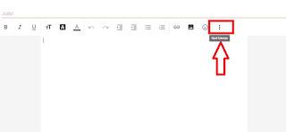 bagaimana cara tambahkan tabel di blogger
