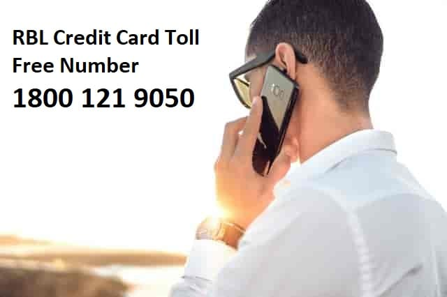Rbl Credit Card Customer Care Number