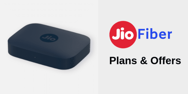 These 4 plans of Jio Fiber will benefit 15,000 GB of internet data