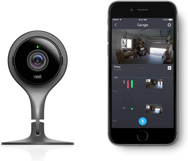 Nest Cam Indoor Security Camera NC1102ES Review