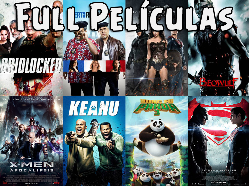 Full Películas 2D, 3D 1080p y Full HD Dual Audio