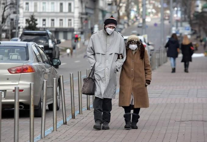 Ukrajnában jelentősen csökkent az új betegek száma