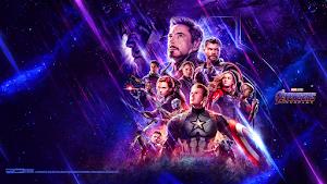 Avengers ENDGAME Poster Wallpaper HD