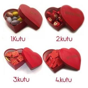 Sevgiliye özel hediye çikolatalar