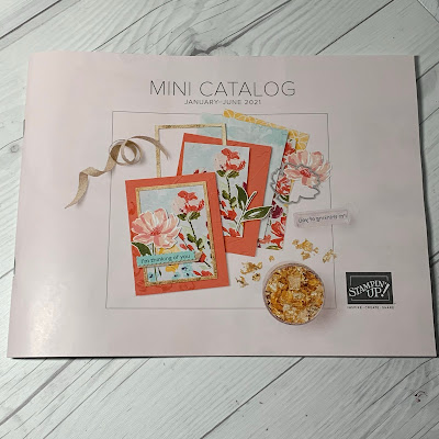 Stampin' Up! January-June 2021 Mini Catalog