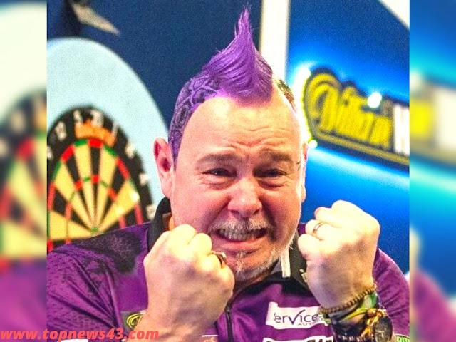 Peter Wright - Peter Wright Writes Darts Fairy Tales