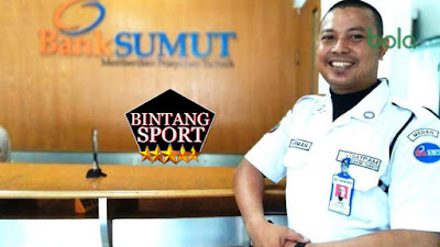 Herman Batak, Mantan Kiper Persik Kediri Jadi Sekuriti