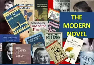 Various foreign influences had for a long time been at work on the English novel and these completely changed the whole body and mind of the novel, beyond recognition.