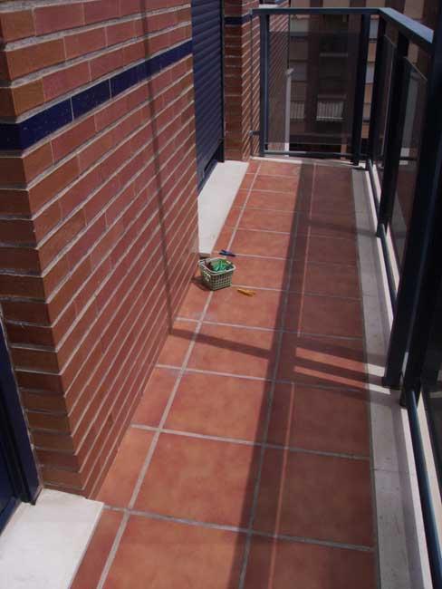 piso en alquiler avenida jose ortiz almazora terraza