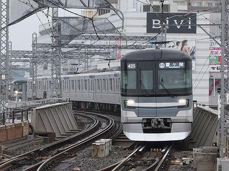 【2日後のダイヤ改正で廃止!】日比谷線の霞ヶ関行き