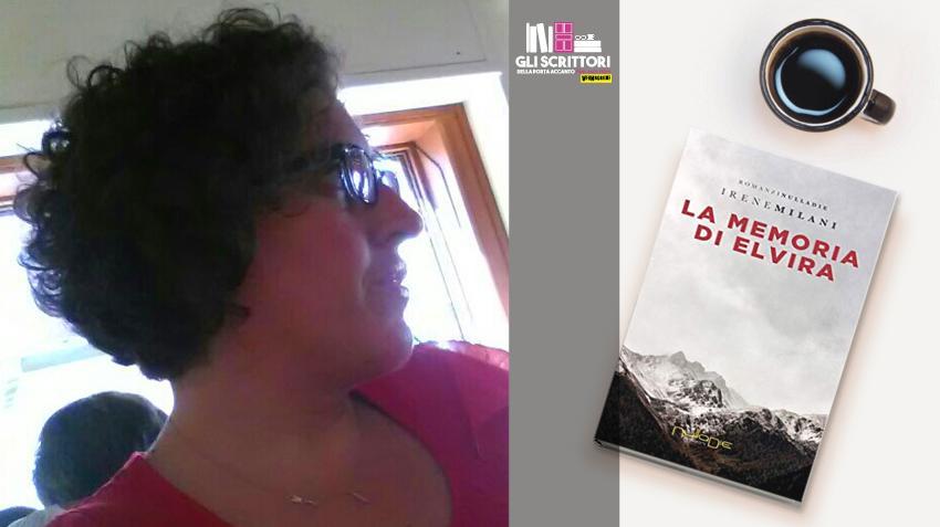 """Scrittori, intervista a Irene Milani: «Quando scrivo sono """"posseduta"""" dai miei personaggi»"""