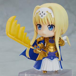 "Nendoroid Alice Synthesis Thirty de ""Sword Art Online: Alicization"" - Good Smile Company"