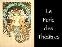 Goûter-conférence sur le Paris du Théâtre