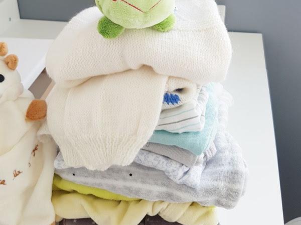 Les indispensables de la valise de maternité