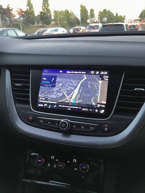 Opel grandlandx GPS