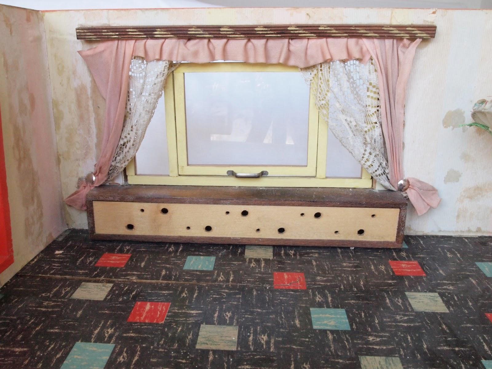 diepuppenstubensammlerin puppenstuben albin sch nherr um 1960 room boxes. Black Bedroom Furniture Sets. Home Design Ideas