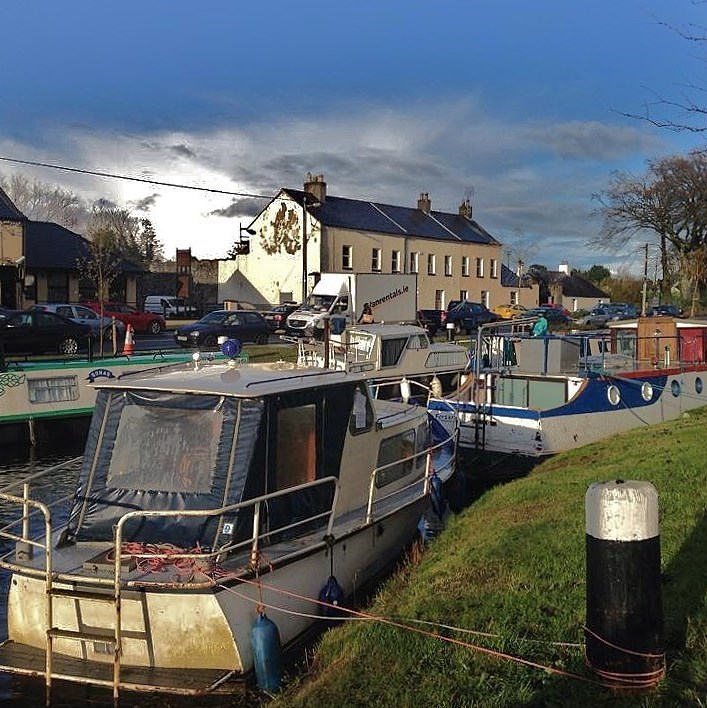 Canal Barge Cruise | Sallins to McCreevys Lock - Gift ideas