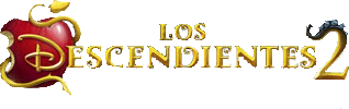 render logo los descendientes 2