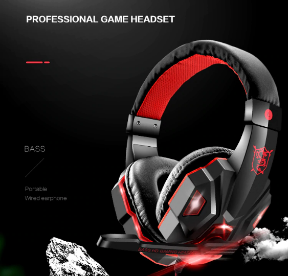 Data Frog Gaming Headphones Review - Cheap Gaming Headphones